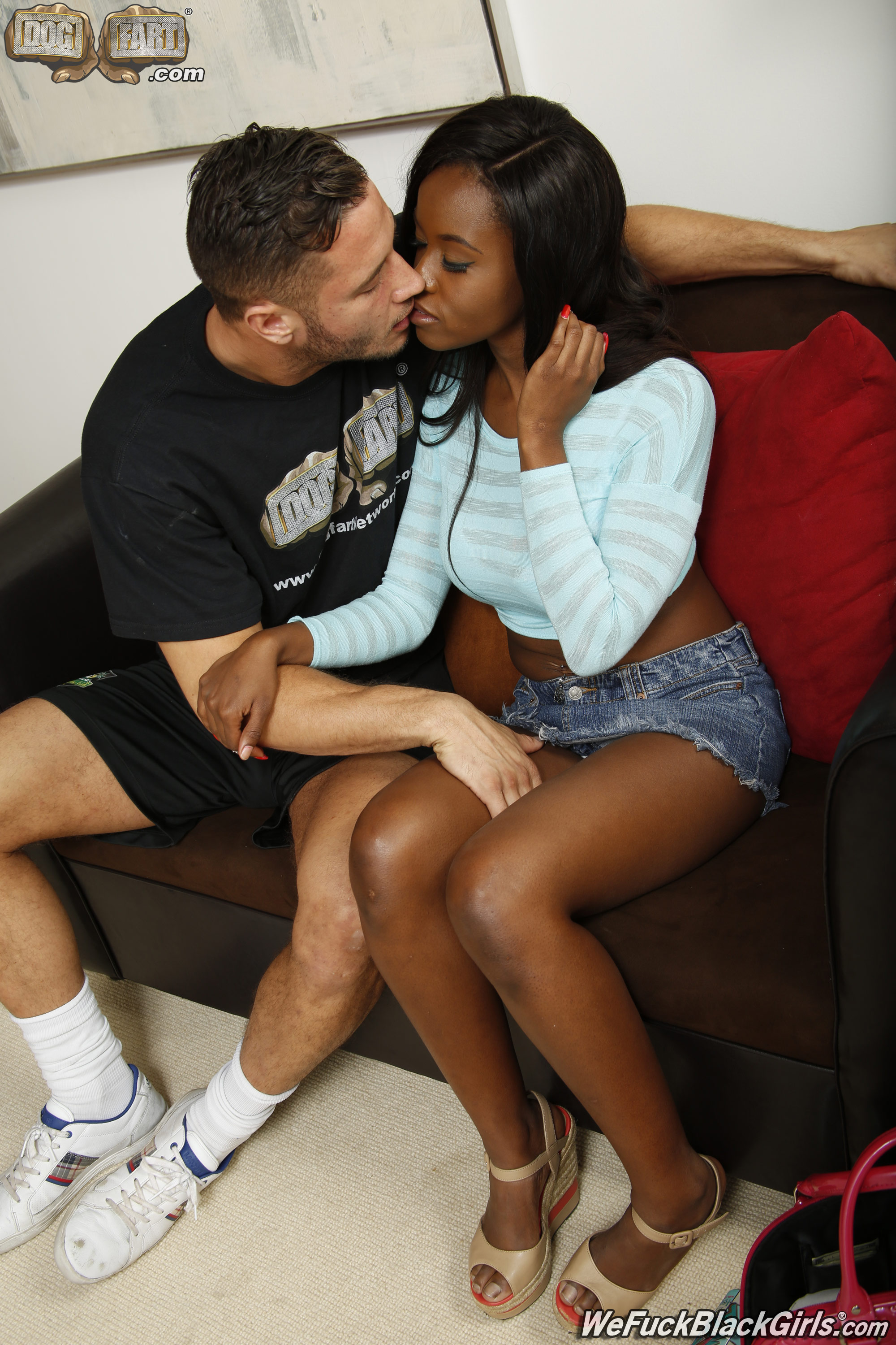 image Gorgeous black women fucking white men 8