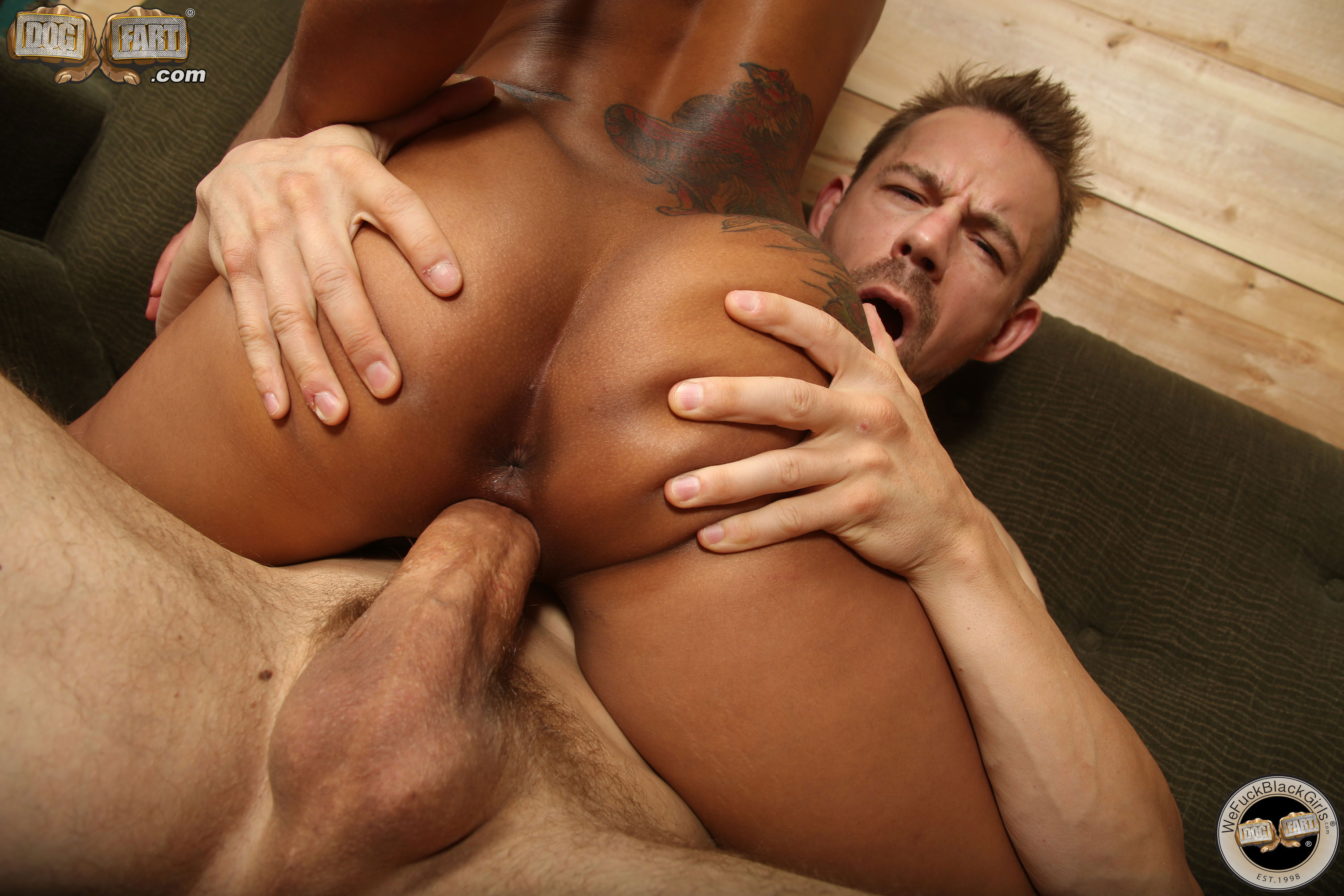 image Ebony skin diamond fucking hung step brother